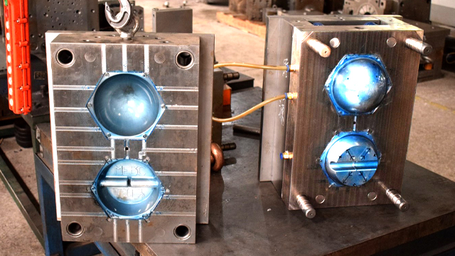 ga naar Designing and manufacturing injection mold for Lily